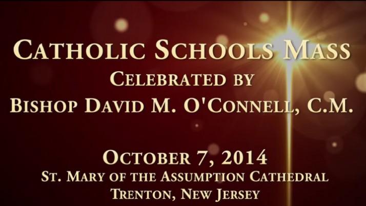 2014 Catholic Schools Mass News Video