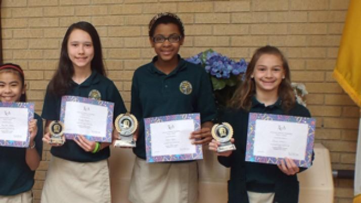 Students' imaginations flourish at TCA Creativity Fair