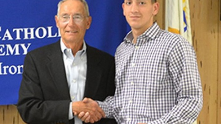 TCA graduate earns Fermi Foundation scholarship
