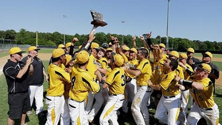 St. John Vianney baseball team enters BlueClaws Ring of Honor