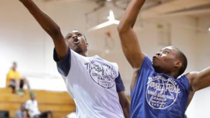 Summer basketball leagues boost skills, confidence for DoT athletes