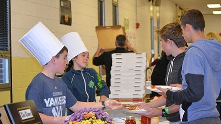 Pizza Showdown garners support for Catholic education