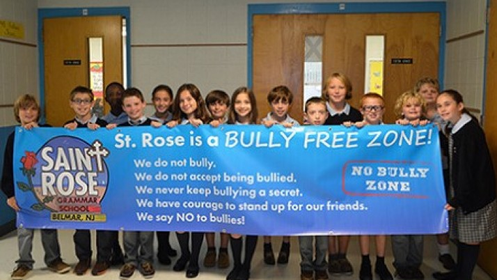 Schools observe National Bullying Prevention Month