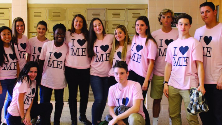 Red Bank Catholic celebrates New Jersey Week of Respect