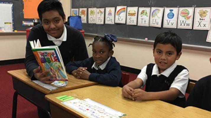 Asbury Park school implements peer-led virtue program