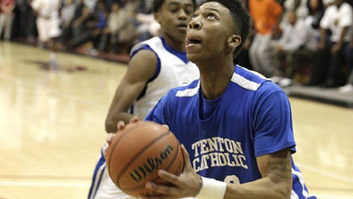 Trenton Catholic grad celebrates following NBA draft to Sacramento Kings