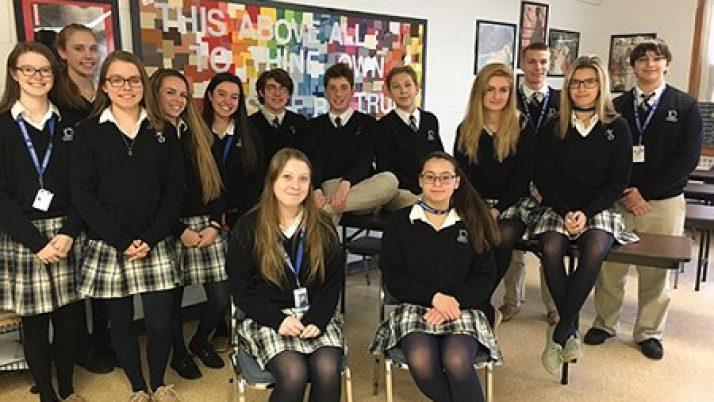 Donovan Catholic joins International Baccalaureate community