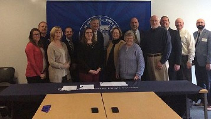 Notre Dame latest in Diocese to partner with Georgian Court University