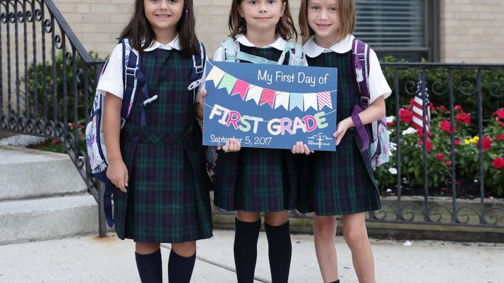 Back-to-school photos from around the Diocese of Trenton