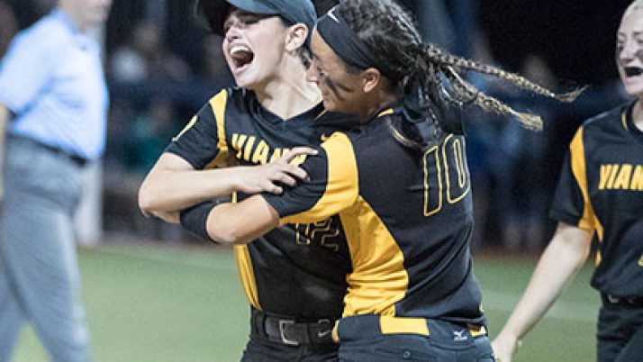 St. John Vianney softball survives tense ending to win first state title in five years