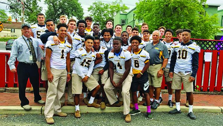 SJV's Catholic Athletes for Christ instilling hope around community