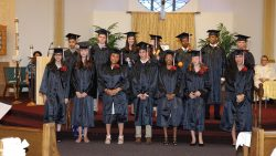 Elementary school graduations bring growth but change, too