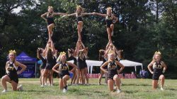Community-minded SJV cheer team a class act in service
