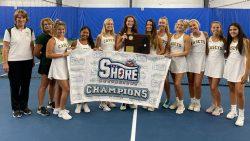 Tournament titles highlight RBC girls tennis season