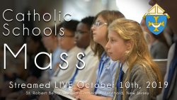 Diocese to live stream the Catholic Schools Mass