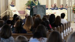 Bishop O'Connell's homily from the 2019 Catholic Schools Mass