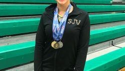 SJV's Costello nearly flawless in winning NJSIAA Individual Gymnastics State title
