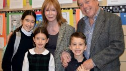 A celebration of grandparents in Holy Cross Academy