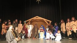 Holy Cross school's Christmas play brings together those of all ages