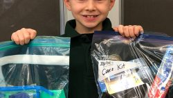 Moorestown student mobilizes classmates to help homeless