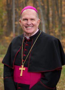 Bishop David M. O'Connell, C.M.
