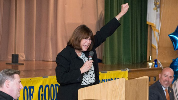 Retiring superintendent of Catholic schools reminisces on 40 years in education
