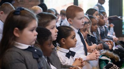 Business guru urges Catholic school leaders to focus on experience, purpose