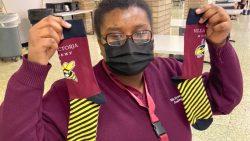 Villa Victoria alumna stresses confidence, self-respect