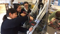 TCA high school students find personal growth in robotics team